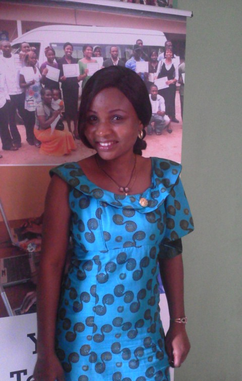 Mary, Project 3E student