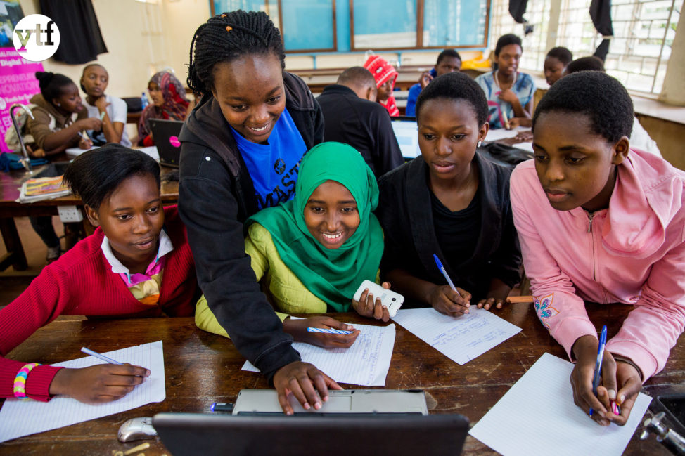 youth for technology students kenya